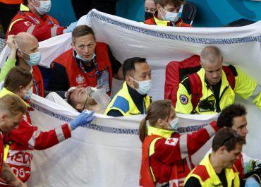 Reanimación cardiopulmonar: la clave que le salvó la vida a jugador de fútbol danés