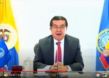 Colombia preside el Consejo Directivo de la Organización Panamericana de la Salud