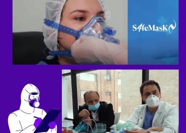 Anestesiólogo lidera proyecto de innovación en la lucha contra el Covid-19