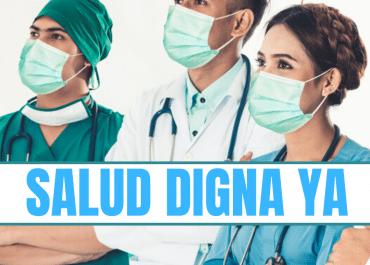 Se debate en el Congreso proyecto de dignidad médica: gremios esperan su aprobación