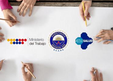 Contratación sindical uno de los temas abordados en mesa de diálogo con Mintrabajo